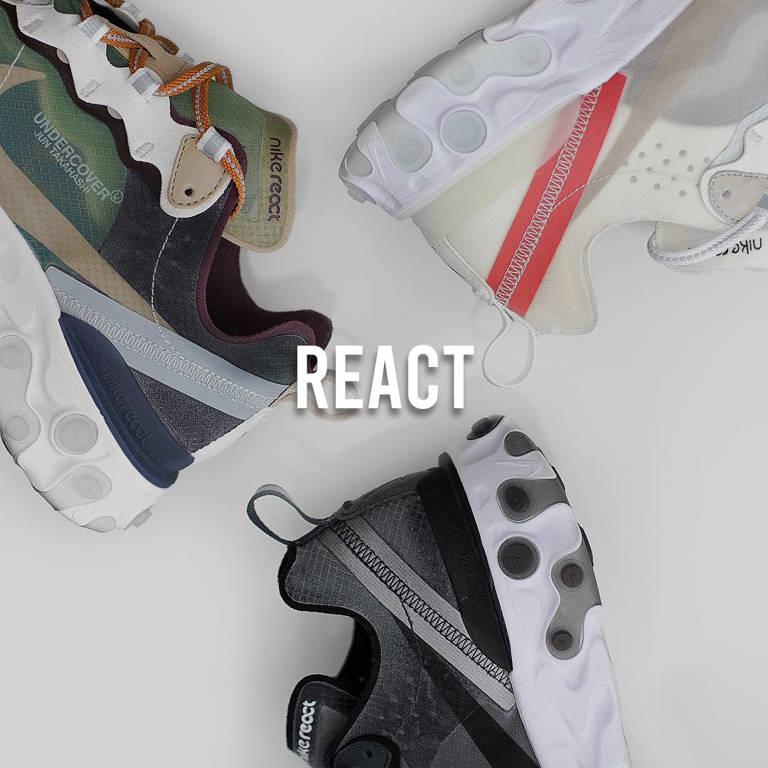 Nike Collection React
