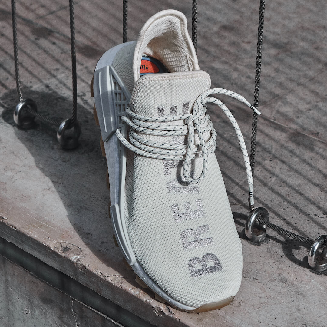 Adidas NMD HU Proud Pack Cream White - EG7737