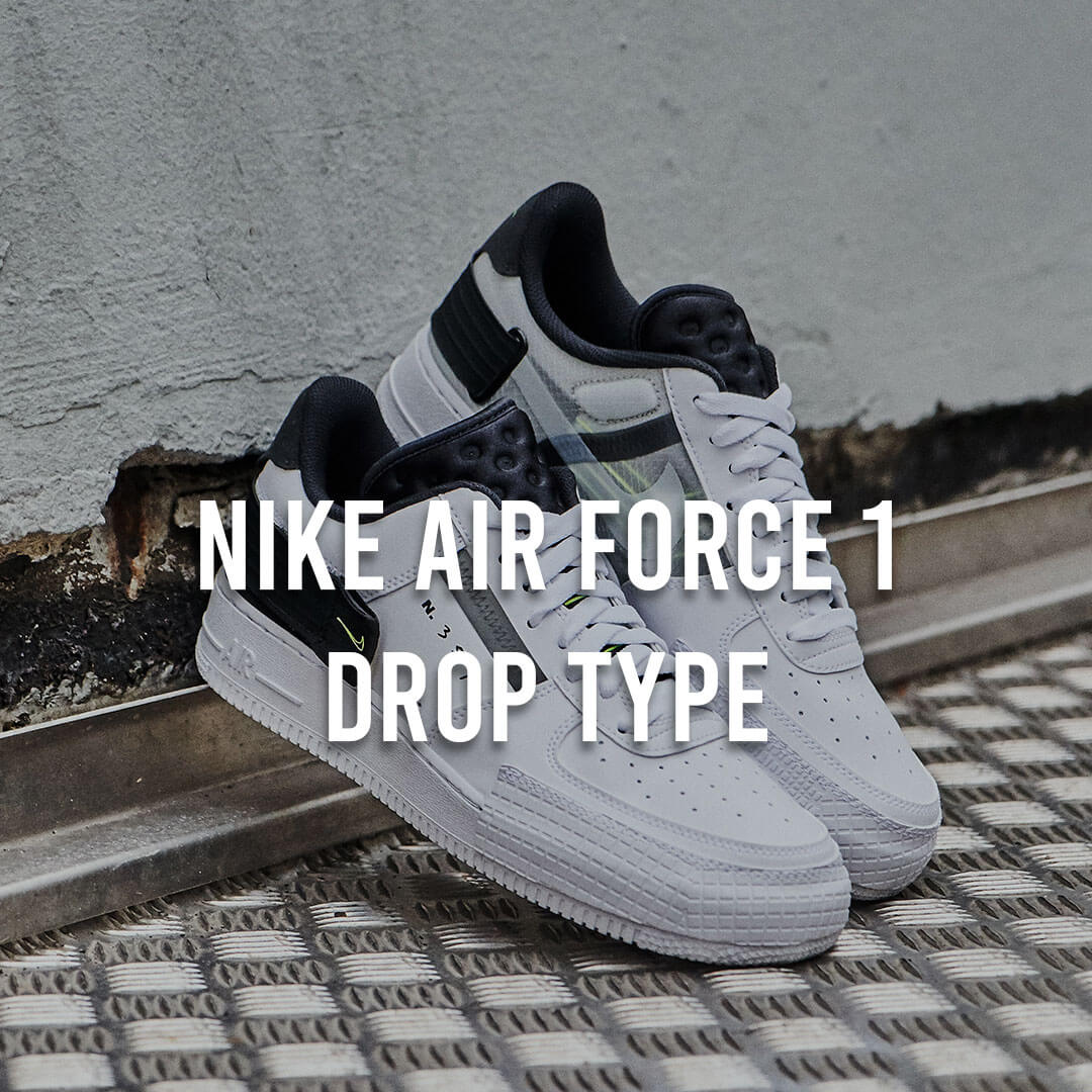 Nike Collection Af1 Drop Type