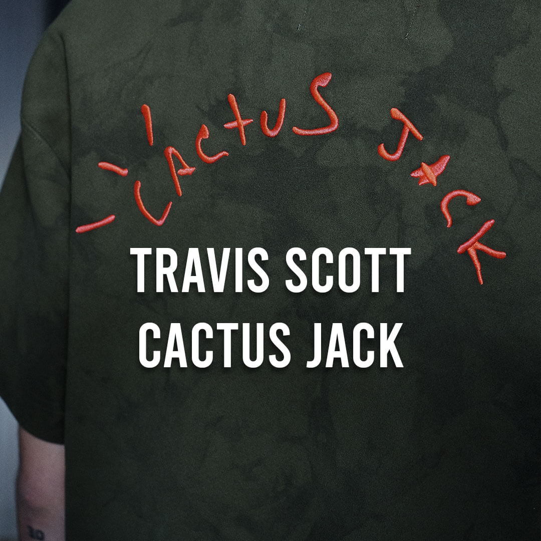 Collection Travis Scott Clothing