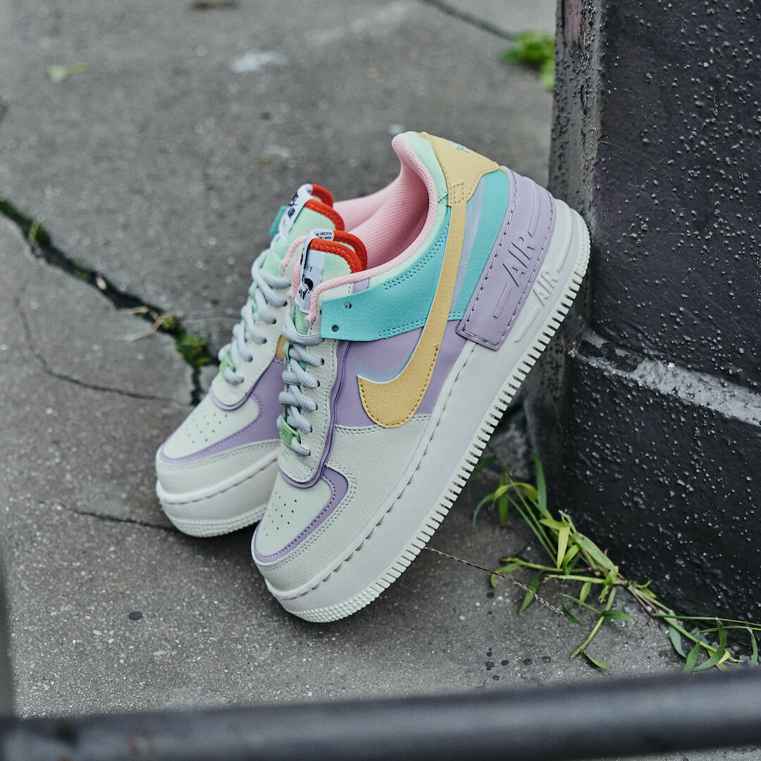 Nike Air Force 1 Shadow Ivoire Pale - CI0919-101