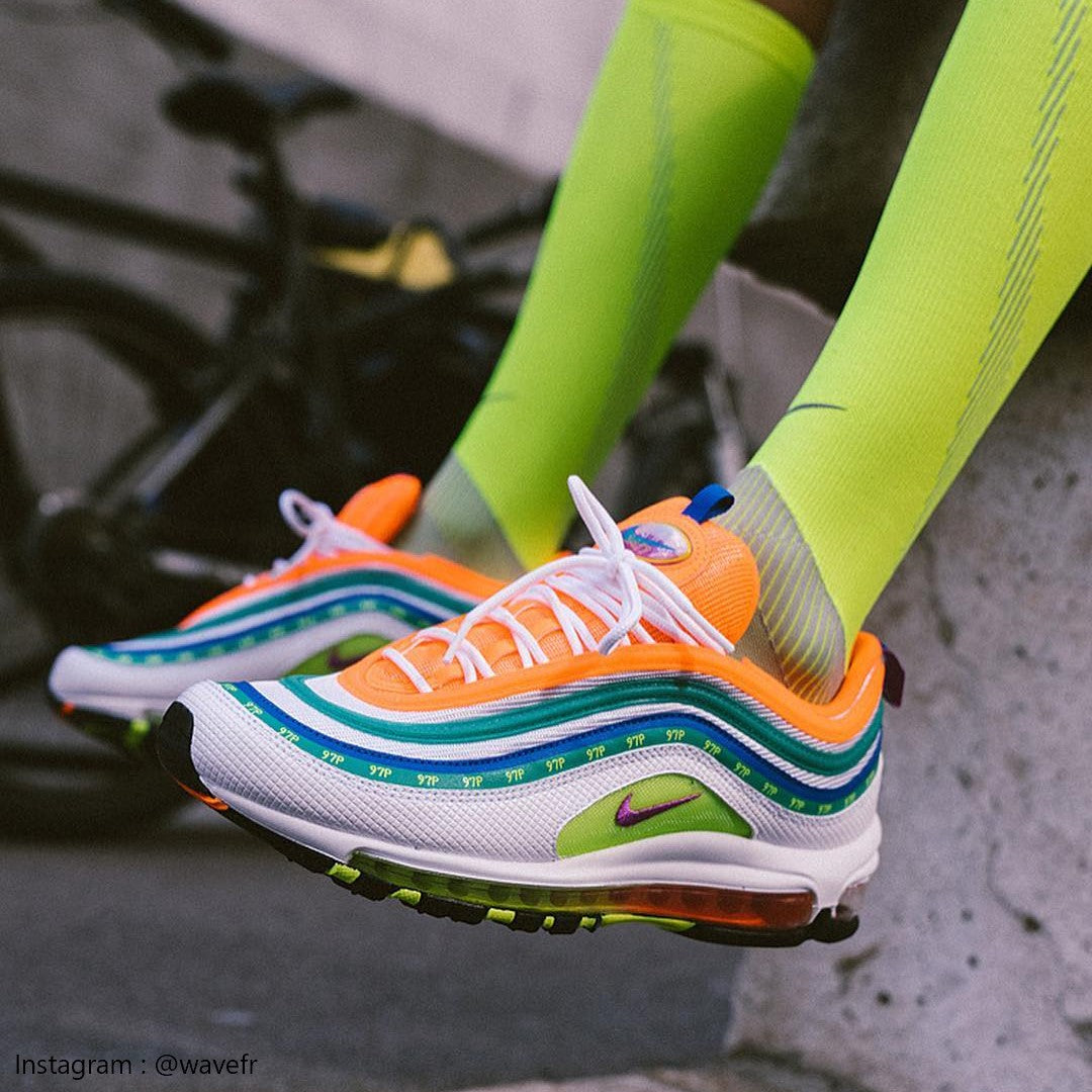 Nike Air Max 97 London summer of love CI1504 100 Wethenew