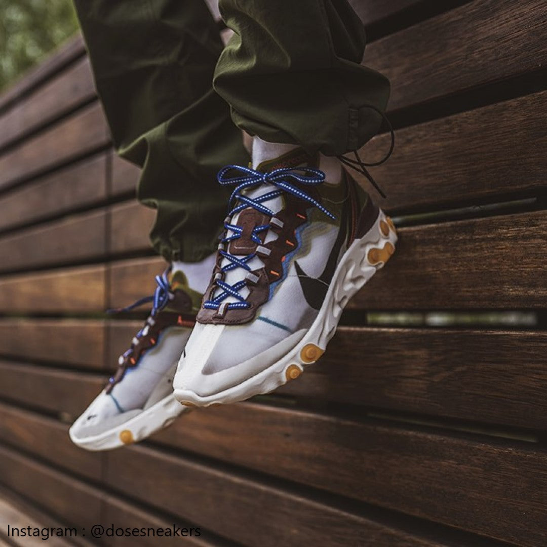 shades of great deals 2017 pretty cheap Nike react element 87 Moss-AQ1090-300-Wethenew