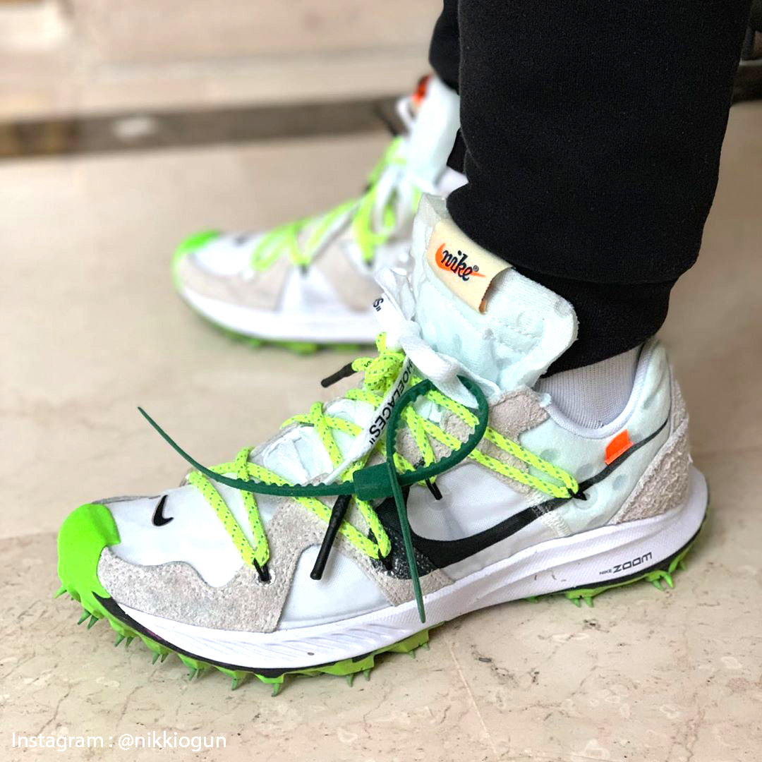 promo code wholesale sales sneakers for cheap Zoom Terra Kiger 5 Off-White White