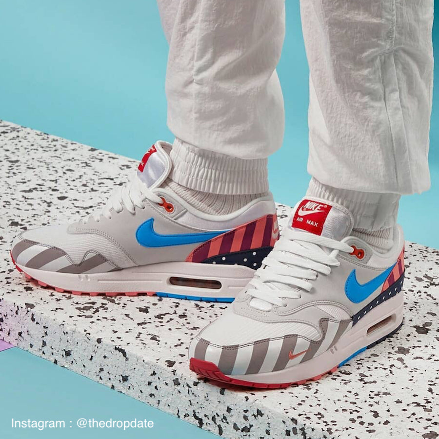 acfcde1673 Nike Air Max 1 Parra-AT3057-100-Wethenew