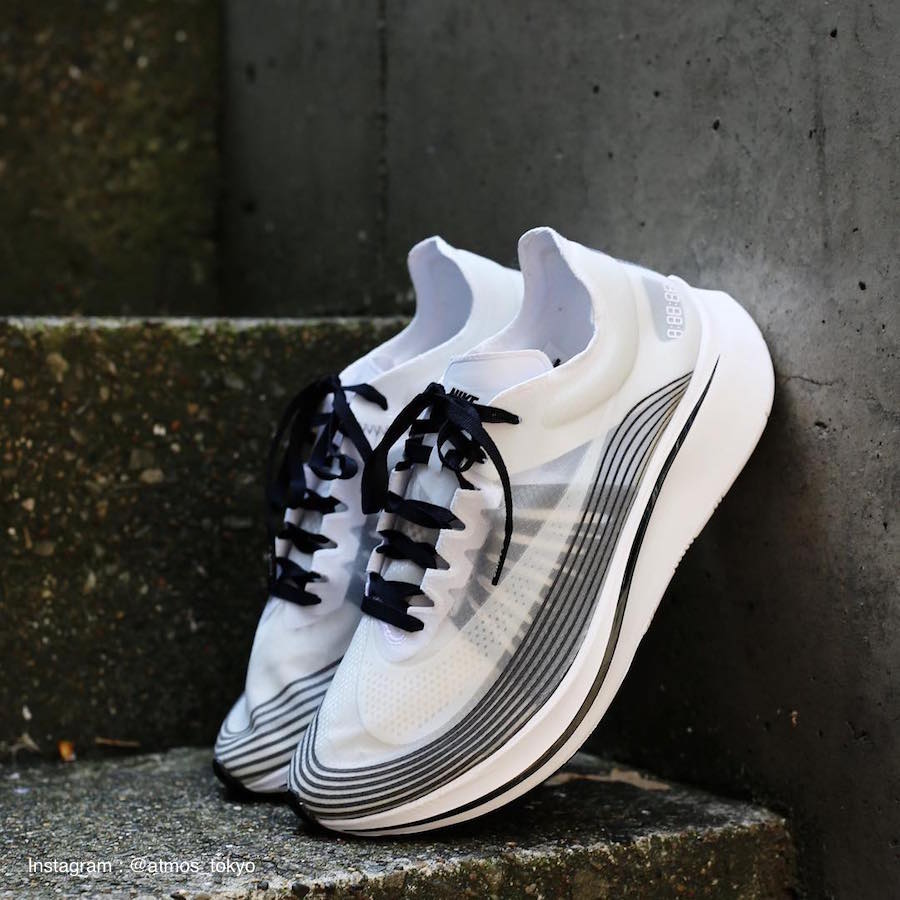 Nike Zoom Fly SP White