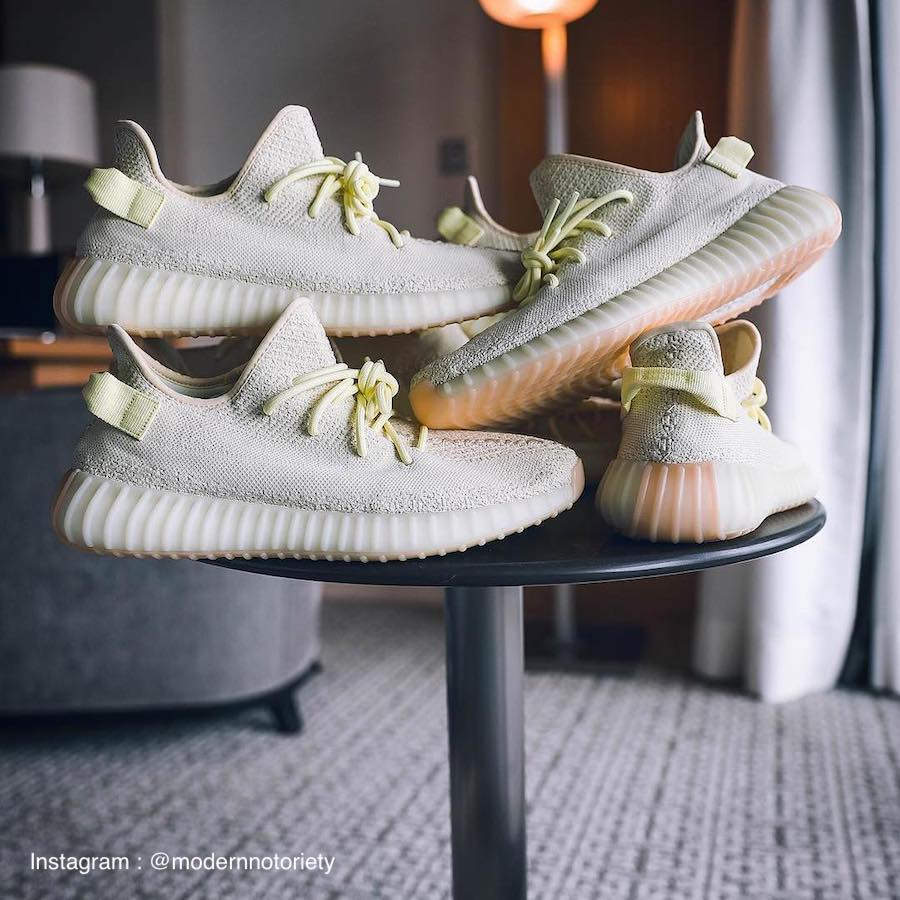 low priced 87194 c33fe Adidas Yeezy Boost 350 V2 Butter -F36980-Wethenew