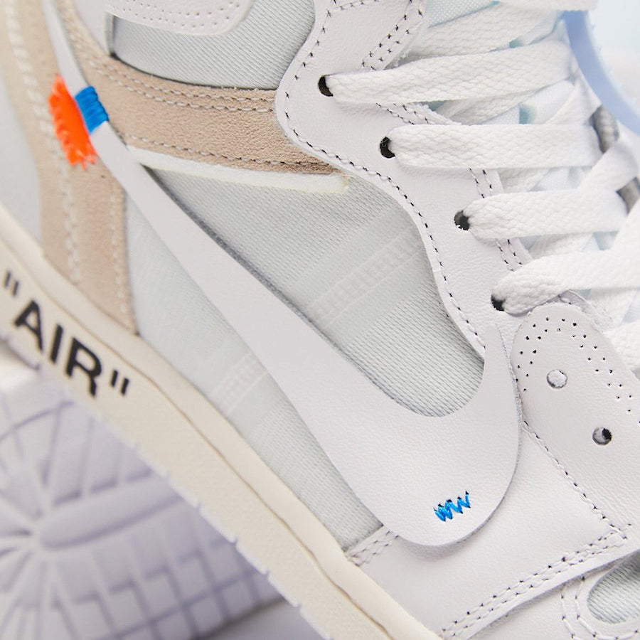 Air Jordan 1 Retro High Off-White NRG