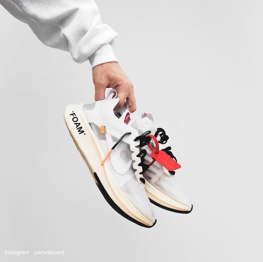 Nike Zoom Fly Off-White The Ten