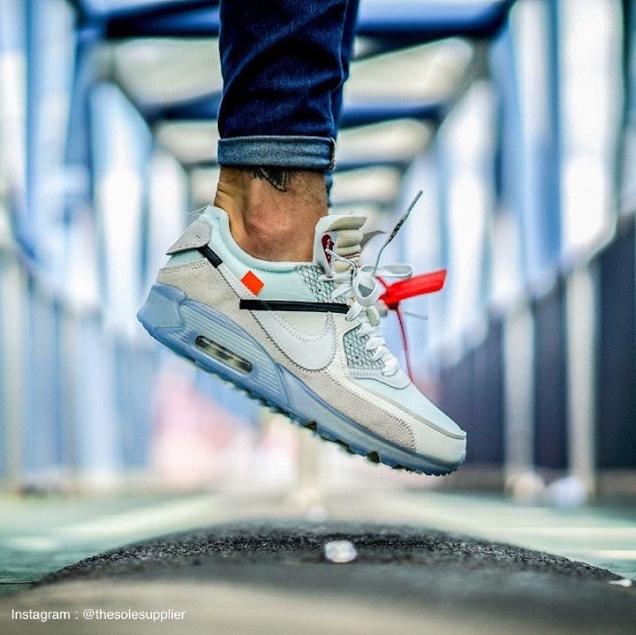 Air Max 90 Off-White The Ten