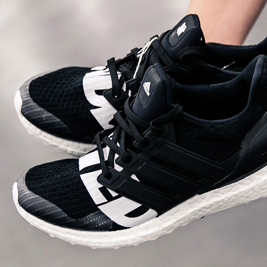Ultra Boost 4.0 UNDFTD Black