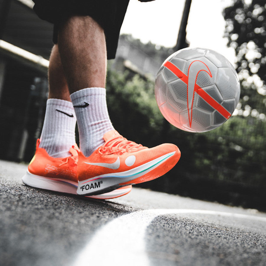 1bf40806d92a Nike Zoom Fly Mercurial Off- White Total Orange-AO2115-800-Wethenew