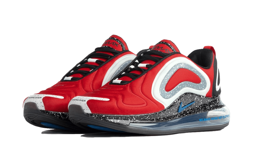 Nike Air Max720 Undercover Red Cn2408 600 Wethenew