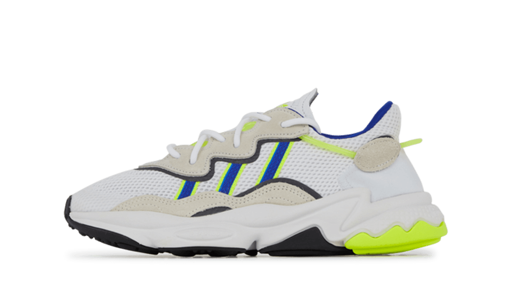 Adidas Ozweego Cloud White Solar Yellow - EE7009