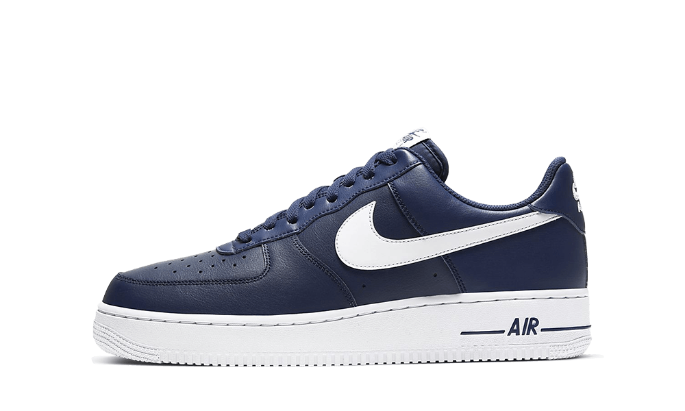 Nike Air Force 1 Low '07 LV8 Midnight Navy - CJ0952-400