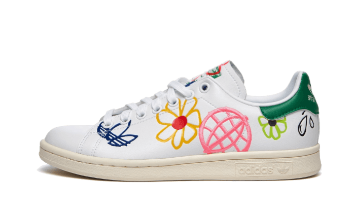 Adidas Stan Smith Primegreen Floral - FX5653