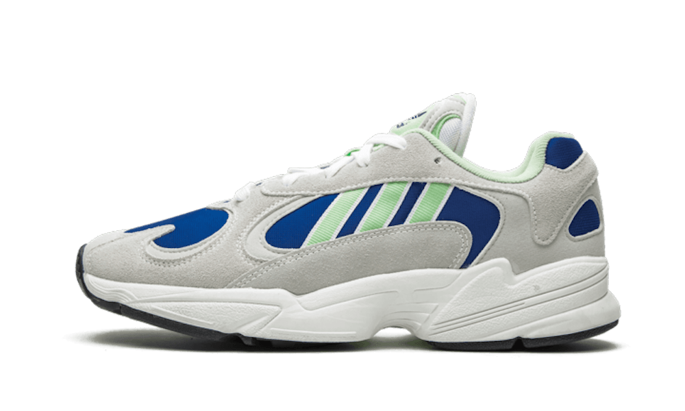 Adidas Yung 1 Glow Green Royal - EE5318