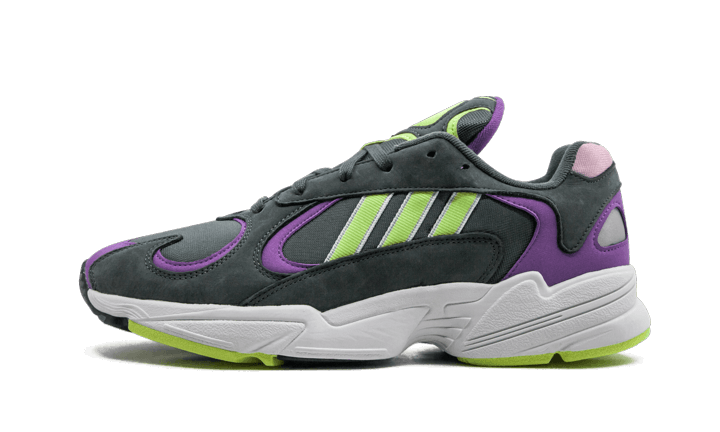 Adidas Yung-1 Legend Ivy Hi Res Yellow - BD7655