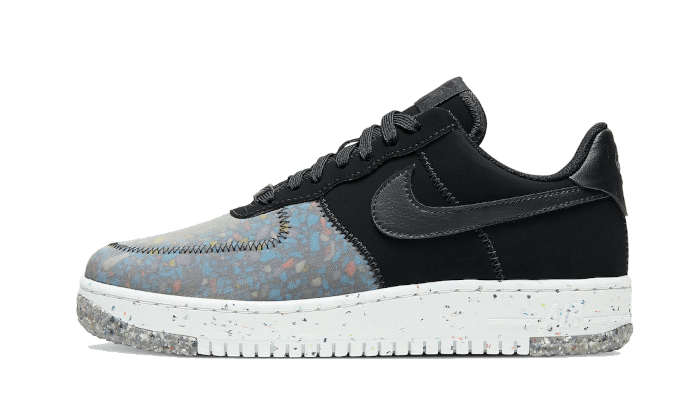 Nike Air Force 1 Low Crater Foam Black Photon Dust - CT1986-002