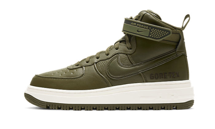 Nike Air Force 1 High Gore-Tex Boot Medium Olive - CT2815-201