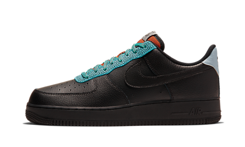 Nike Air Force 1 '07 LV8 Black Obsidian Mist - CK4363-001