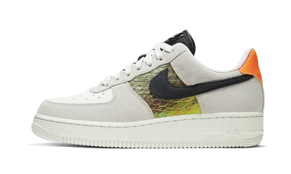 Nike Air Force 1 Low Iridescent Snakeskin - CW2657-001