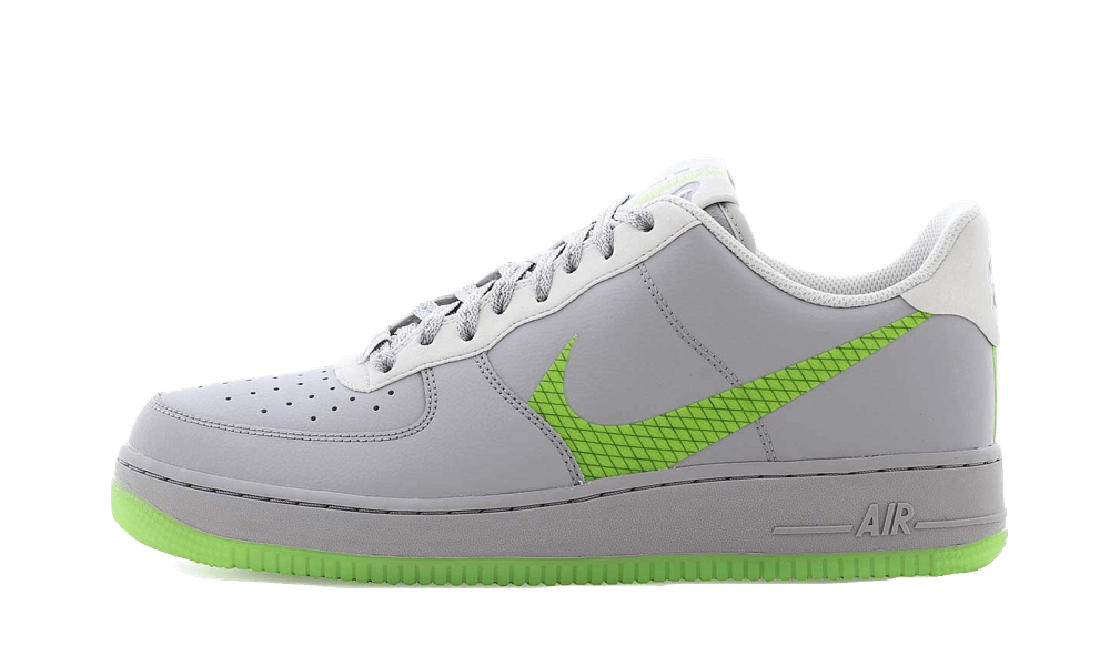 Nike Air Force 1 Low Wolf Grey Ghost Green - CD0888-002
