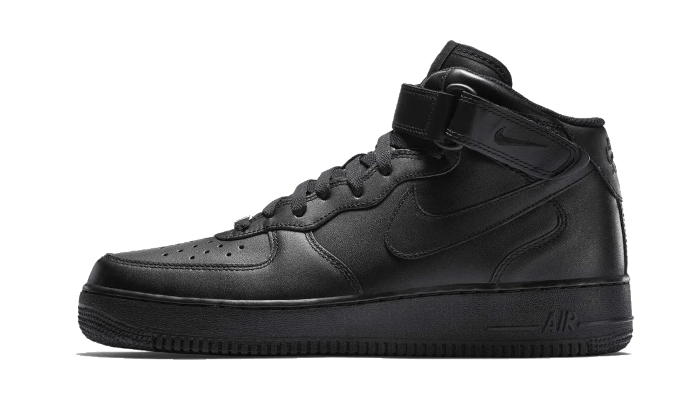 Nike Air Force 1 Mid Black '07 - 315123-001