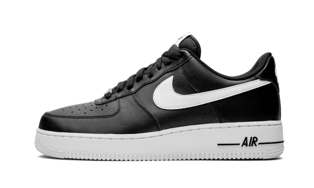 Nike Air Force 1 Low '07 Black White - CJ0952-001