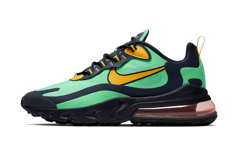 Nike Air Max 270 React Electro Green - AO4971-300