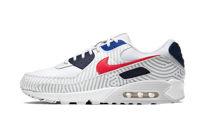 Nike Air Max 90 Euro Tour - CW7574-100Nike Air Max 90 Euro Tour - CW7574-100