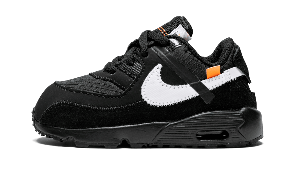 Air Max 90 Off-White Black (Enfants)