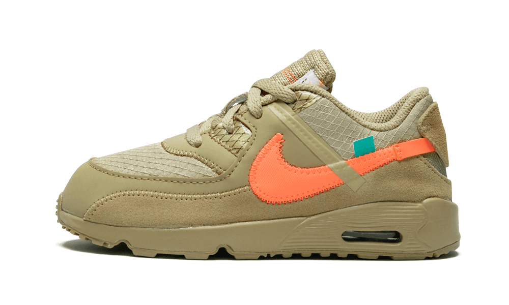 Nike Air Max 90 Off-White Desert Ore (Enfants)