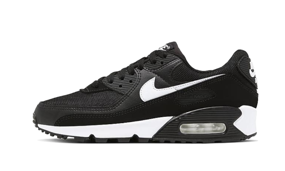 Nike Air Max 90 Recraft Black White - CQ2560-001