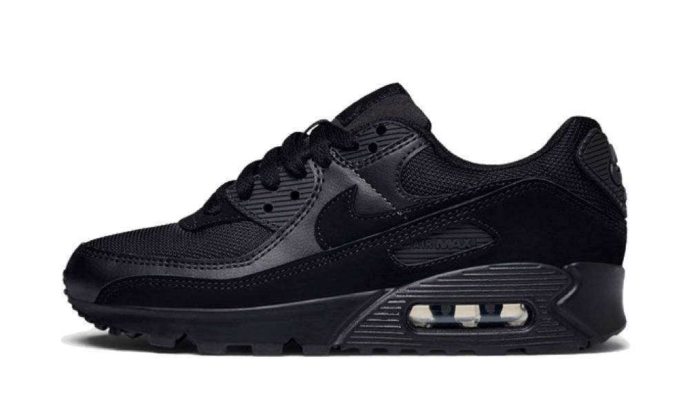 Nike Air Max 90 Recraft Triple Black - CQ2560-002