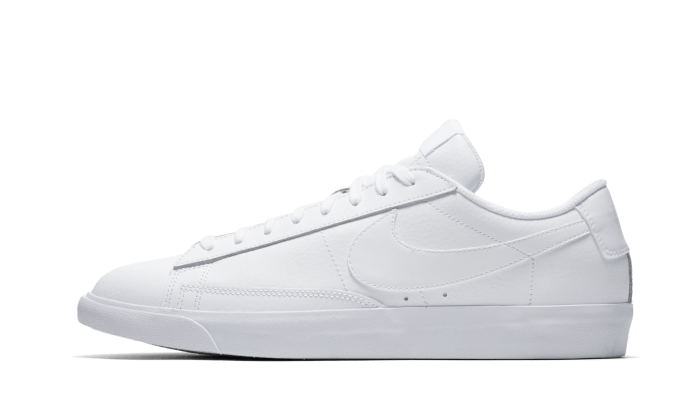 Nike Blazer Low Triple White - AQ3597-100