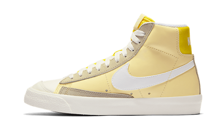 Nike Blazer Mid 77 Bicycle Yellow - CZ0363-700