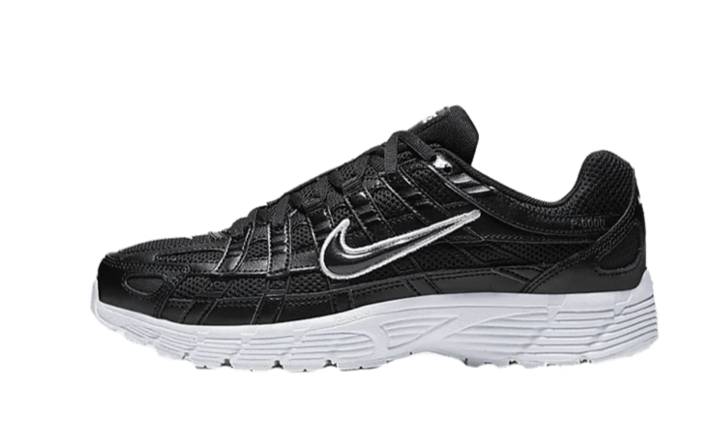 Nike P-6000 Black Anthracite White - BV1021-004