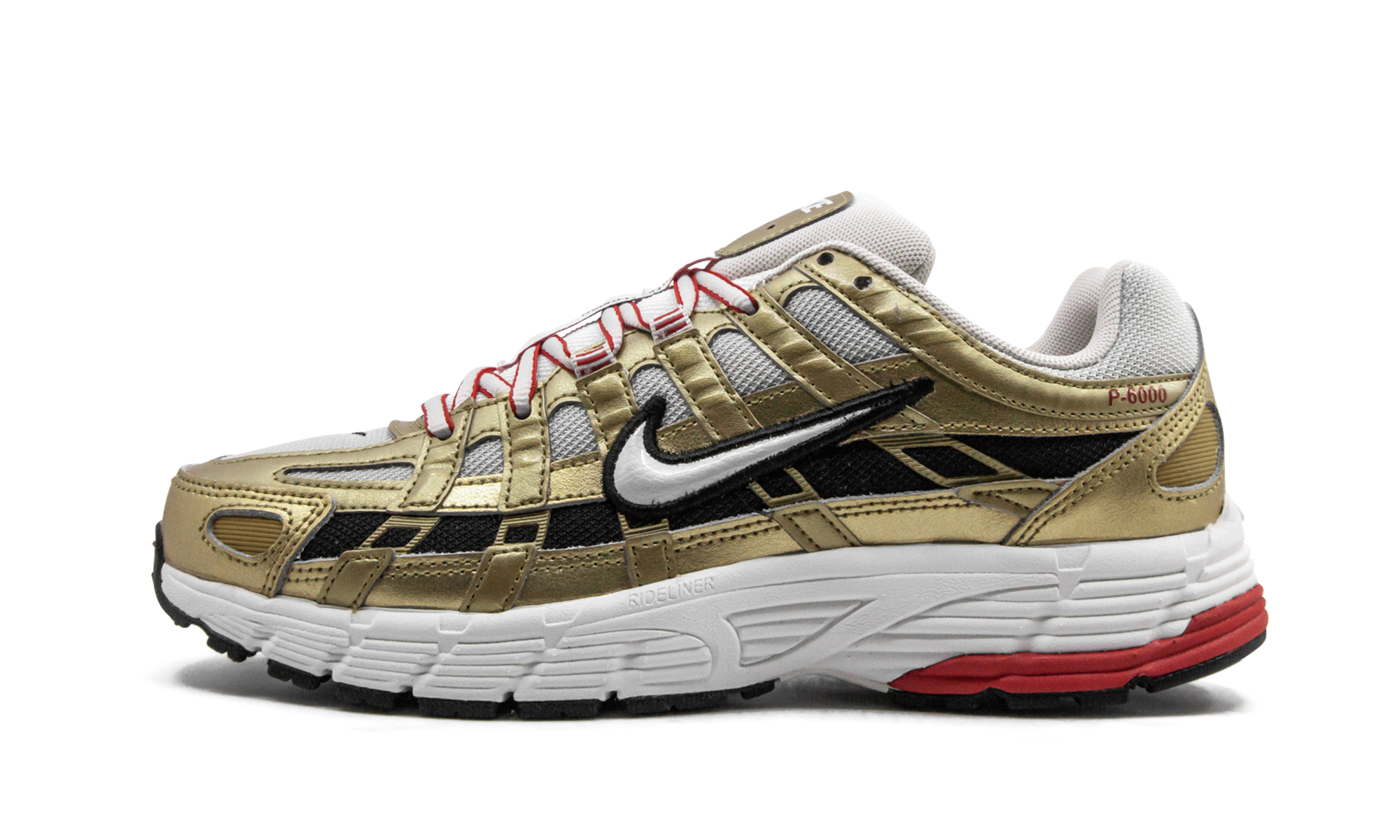Nike P-6000 Metallic Gold - BV1021-007