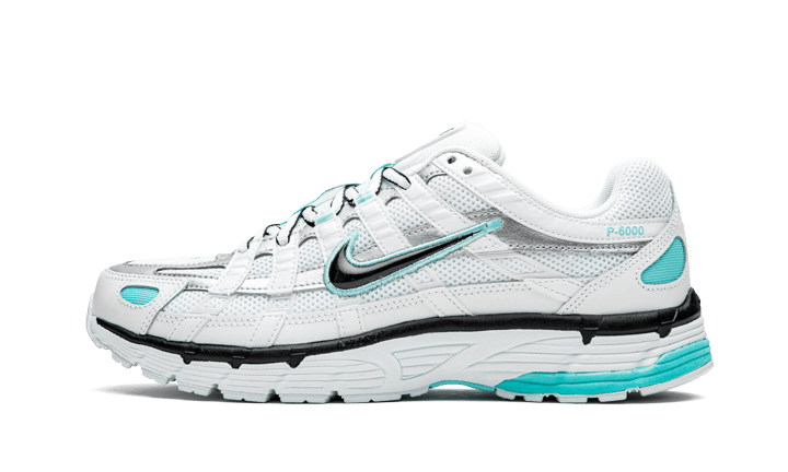Nike P-6000 White Light Aqua - BV1021-104