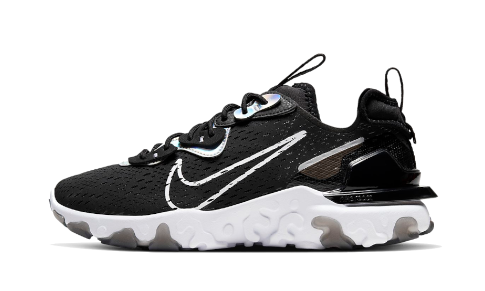 Nike React Vision Essential Black Iridescent - CW0730-001