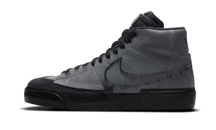Nike SB Zoom Blazer Mid Edge Iron Grey Black - DA2189-001