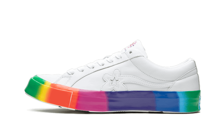 Converse One Star Ox Golf Le Fleur Rainbow Sole - 166409C