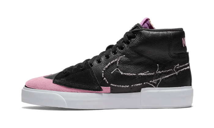 Nike SB Zoom Blazer Mid Edge Black Purple Nebula - DA2189-002