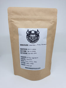 viking coffee co colombia finca primavera