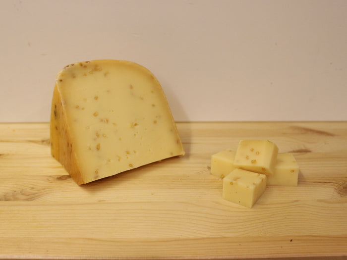Farmers cheese - Fenugreek cow