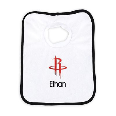 Houston Rockets Personalized Rockets Bib