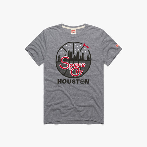 Men's Houston Rockets Homage Space City T-Shirt