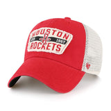 Men's Houston Rockets '47 Crawford Patch Clean Up Cap