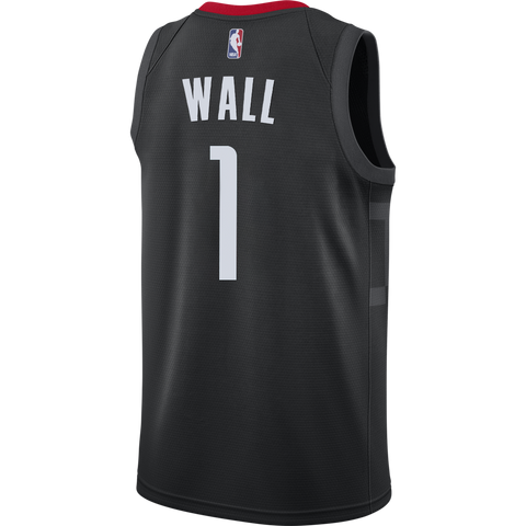 Youth Houston Rockets Nike John Wall Statement Edition Swingman Jersey